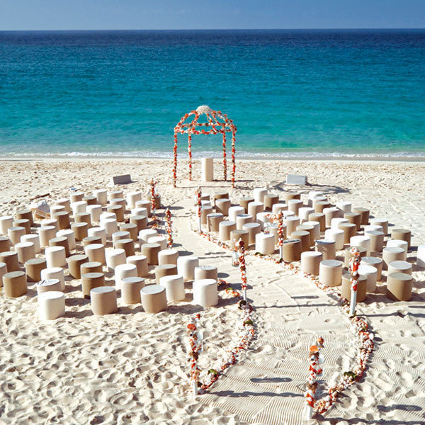Belongil Beach Wedding Ceremony: Photo Of The Day