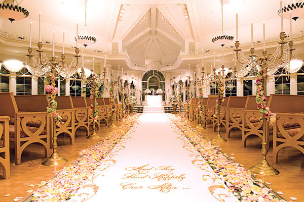 disney's wedding pavilion at the grand floridian