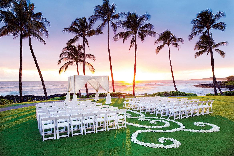 Where to get married in hawaii bridalguide sheraton kauai resort junglespirit Gallery