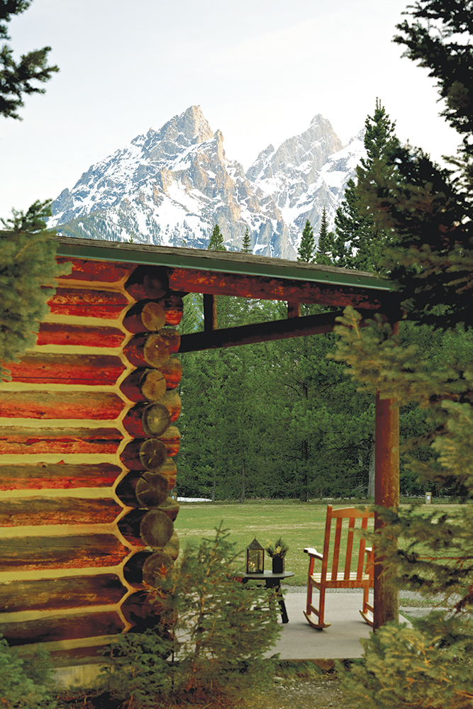 jenny lake lodge grand tetons wyoming