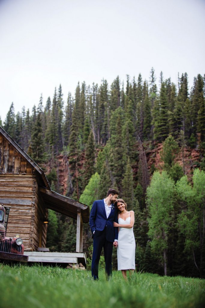 A Picture-Perfect Elopement in Colorado