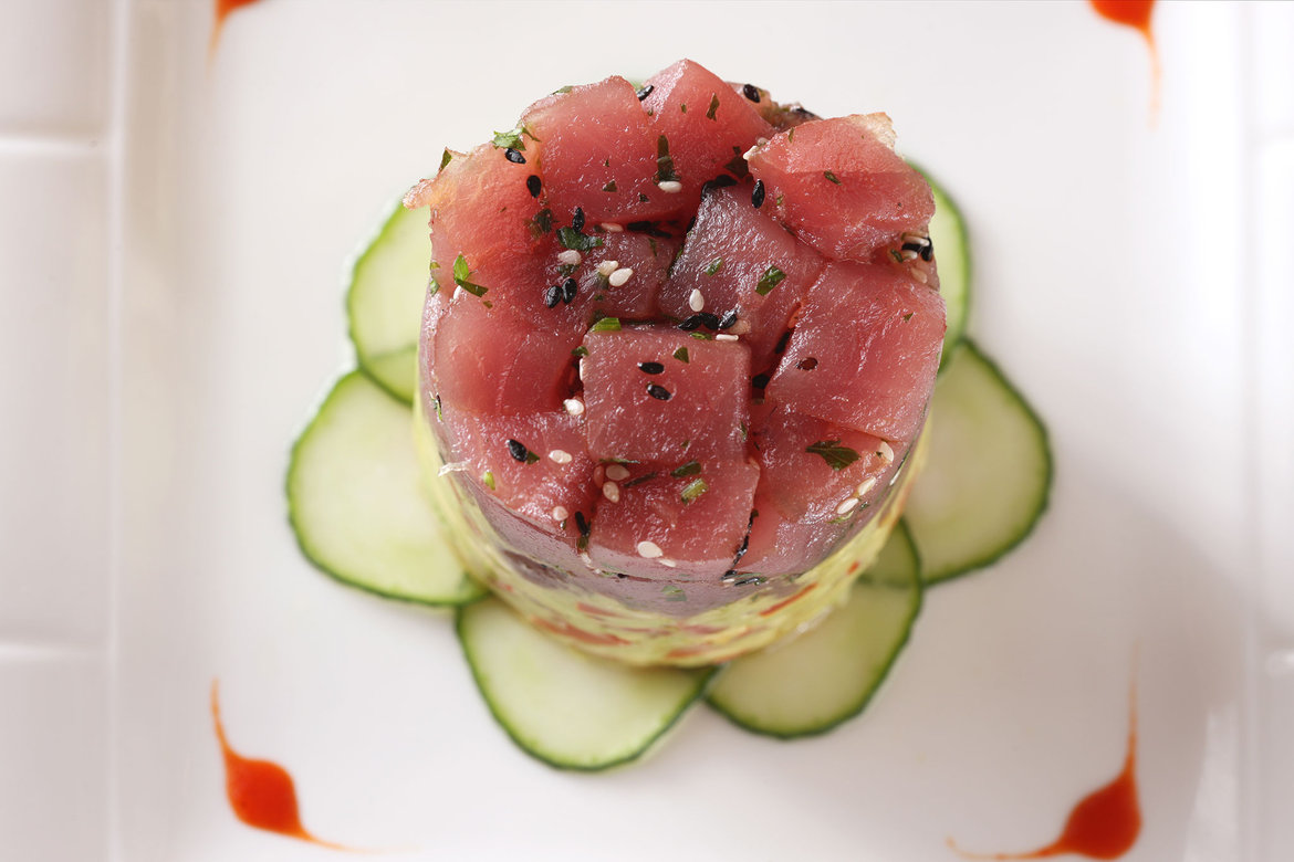graceful rose tuna