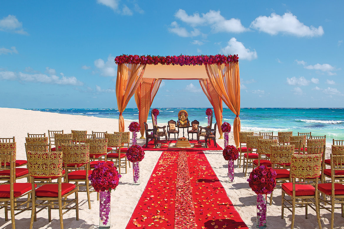 Plan a south asian inspired destination wedding bridalguide for Plan a destination wedding