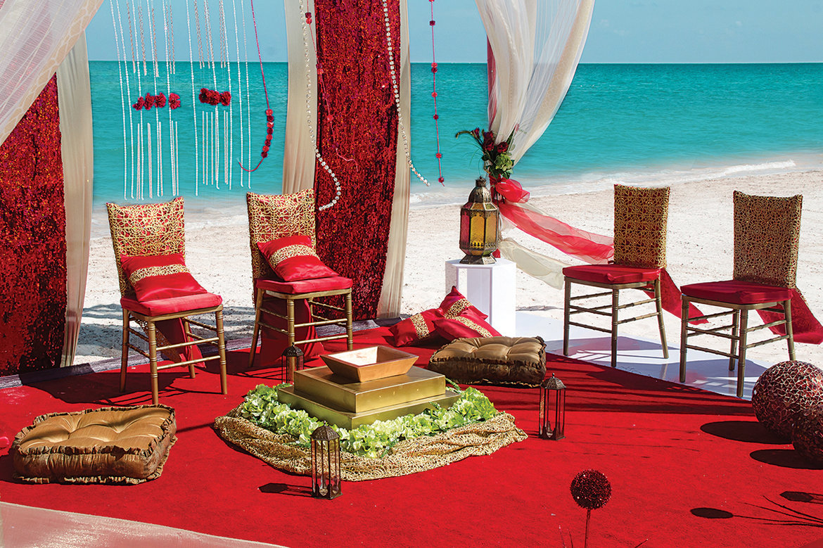 palace new moon jamaica grande indian wedding