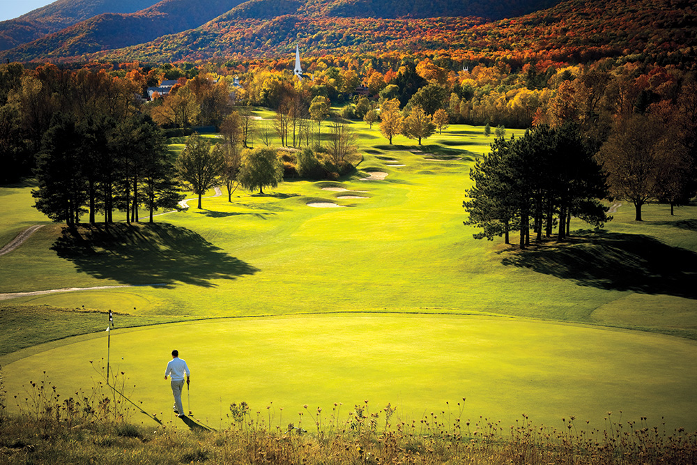 The Equinox Golf Resort & Spa in Vermont