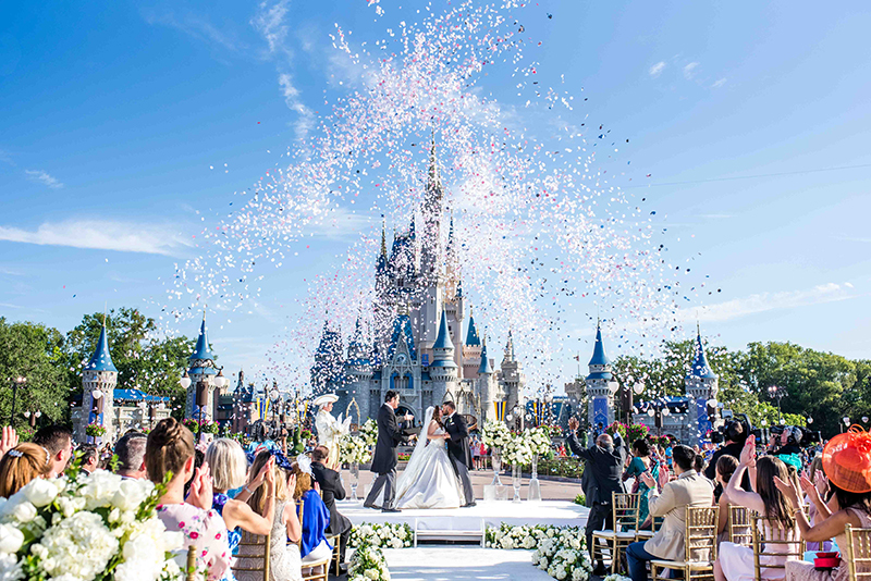 disney fairytale weddings