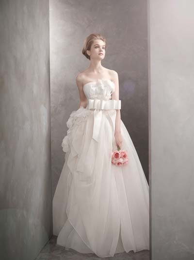 9ae022bae95ef 20 Winter Wedding Dresses We Love BridalGuide
