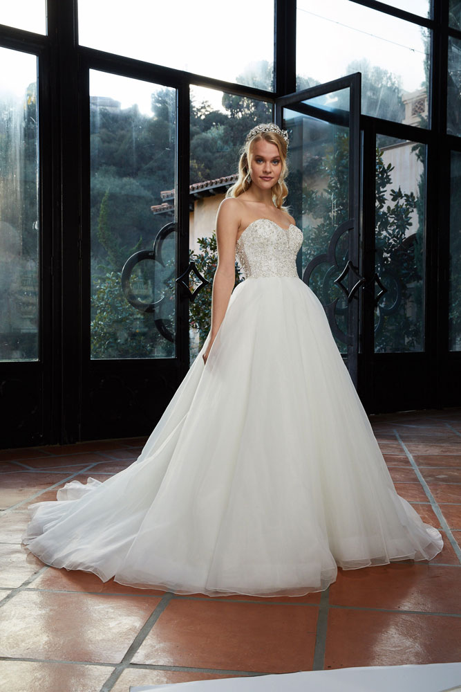 Cinderella Wedding Gown Ballgown