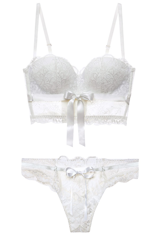 lace lingerie by intimissimi