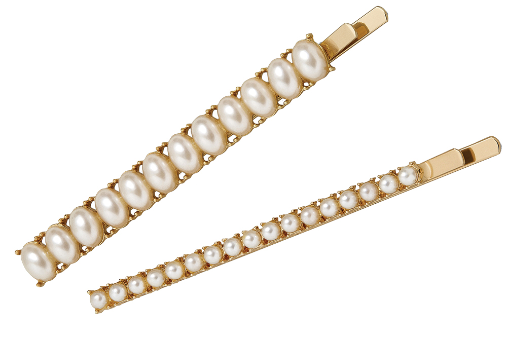Pearl hairpin set by BaubleBar