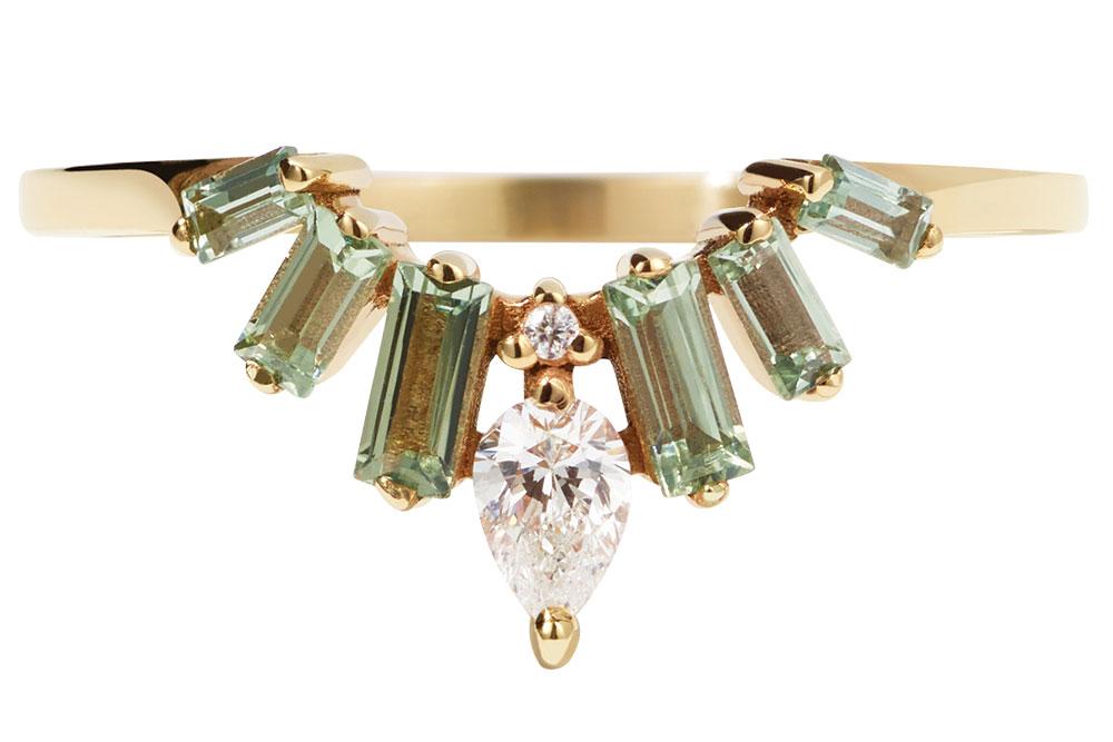 meadlowlark jewellry engagement ring