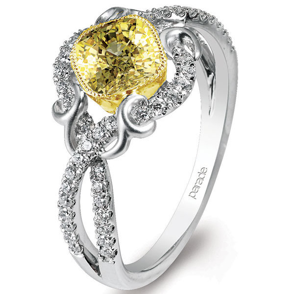 Stylish Ladies Diamond Engagement Rings Designs 2013 Bridalsgrooms