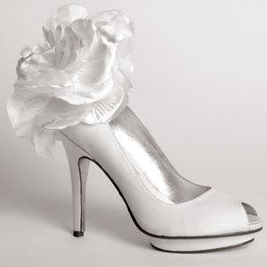 20  Designer Wedding Shoes (You Can Dance In) | BridalGuide