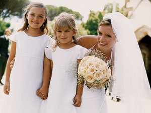Carry Your Wedding Style Through To Bridal Partys Look Tips On How Dress Everyone From The Groomsmen Flower Girls