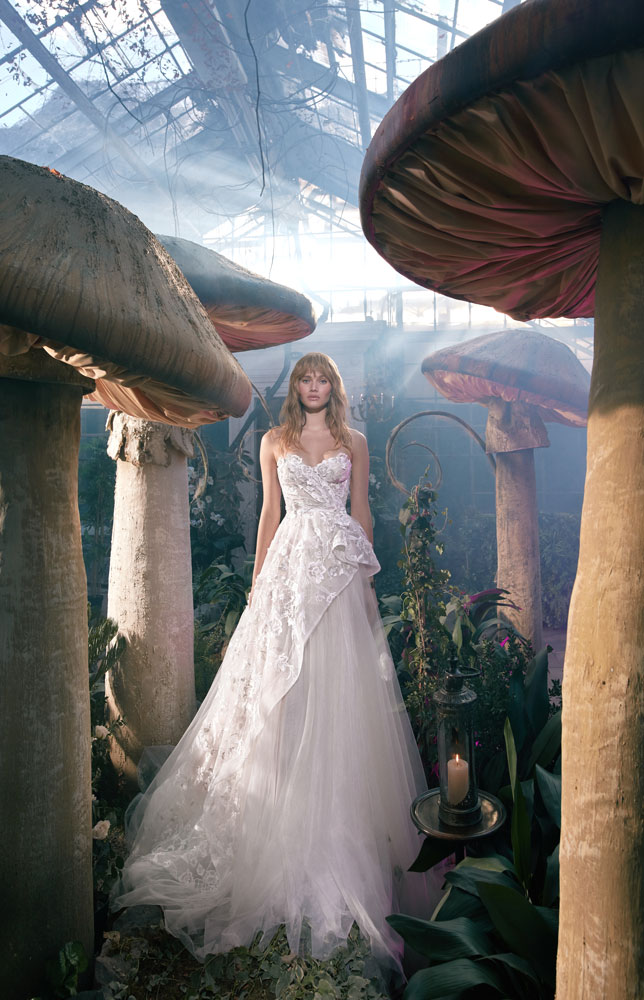 Gala by Galia Lahav Wedding Gown