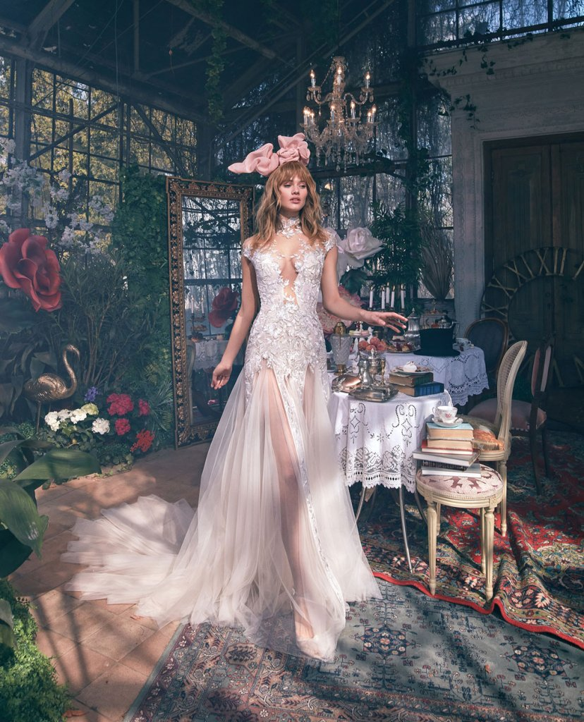 A-Line Gown Gala by Galia Lahav