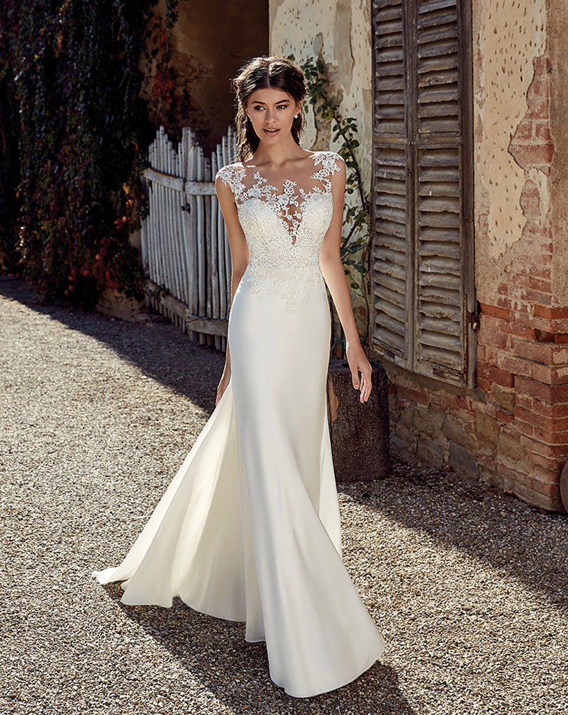 dcb705f4d3d Wedding Gown of the Week BridalGuide