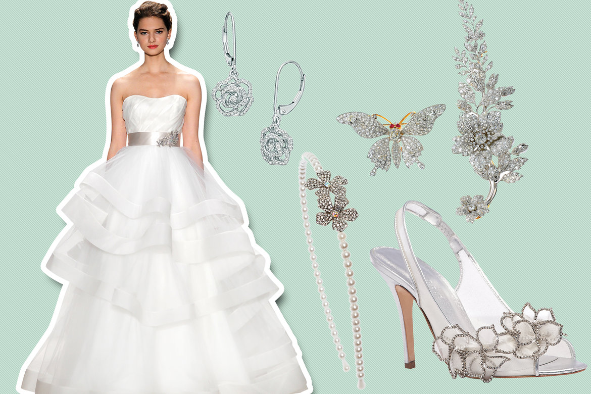 Find the Perfect Gown & Accessories to Match Your Venue BridalGuide