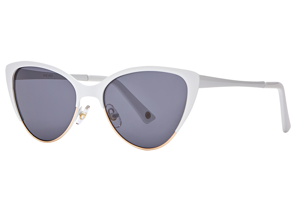cat eye sunglasses nine west