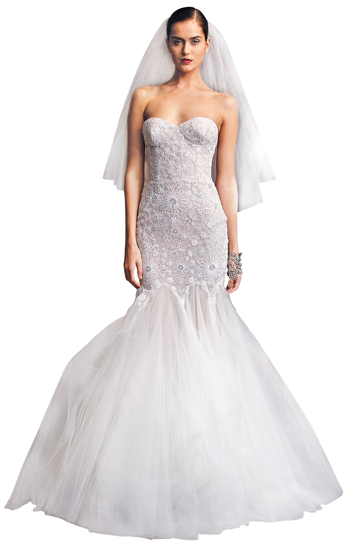 Naeem Khan Wedding Gown