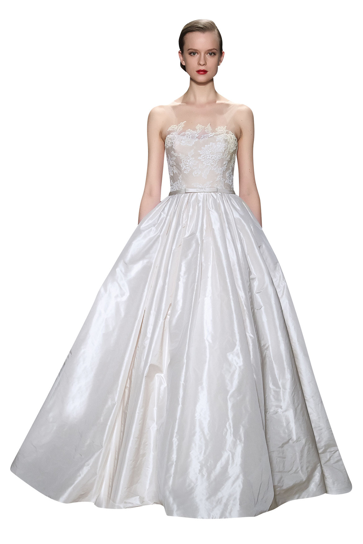 Best Wedding Dress for Your Body Type Page 6 | BridalGuide