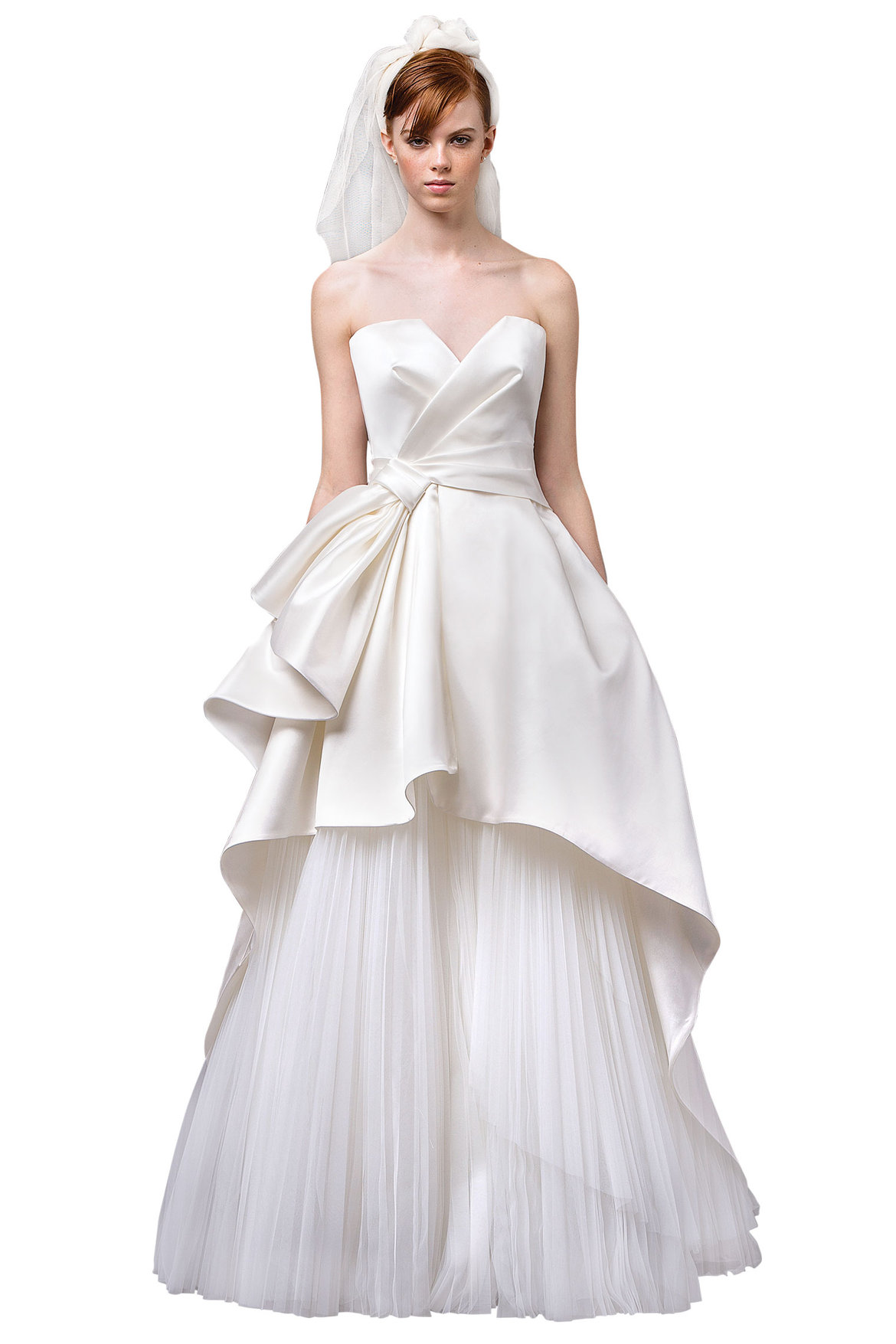 Alberti Ferretti Wedding Gown