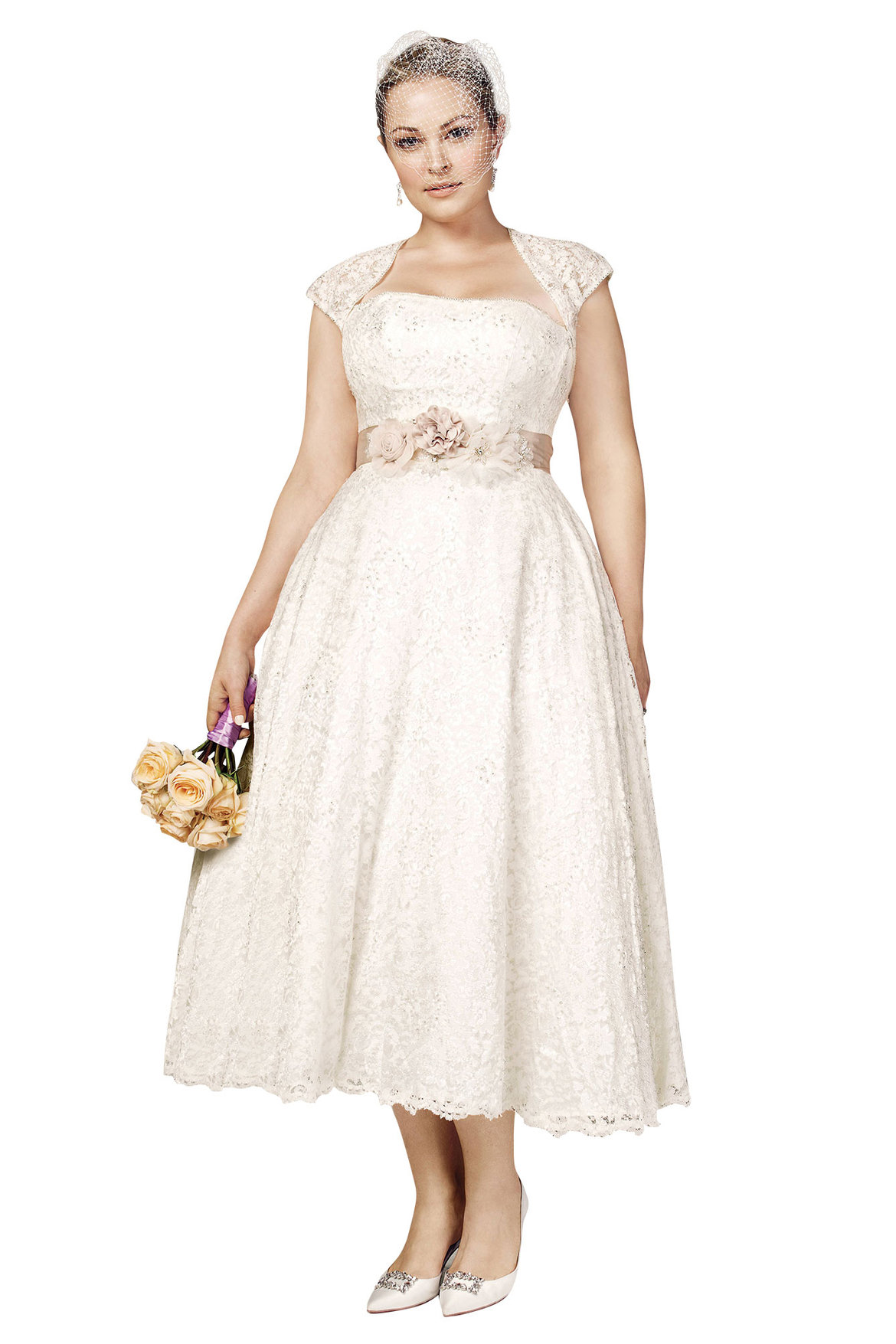 Best Wedding Dress For Your Body Type Page 5