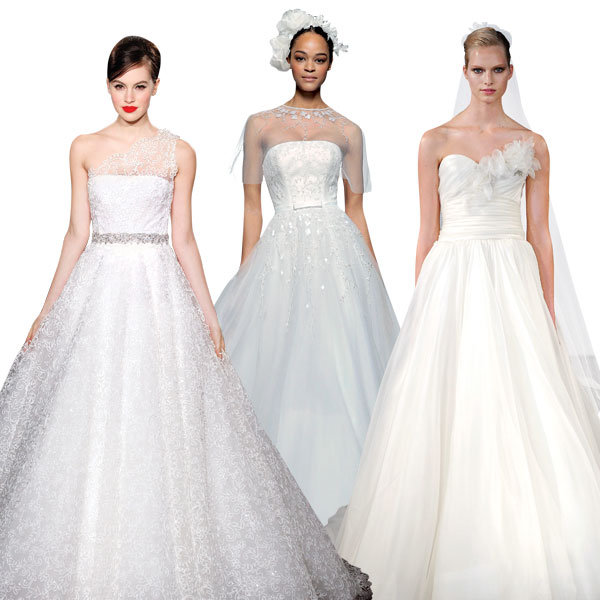 Wedding Gown For Body Type