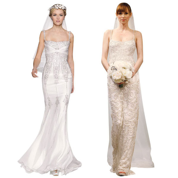 Thread best wedding dress for your body type for Best wedding dresses for petites
