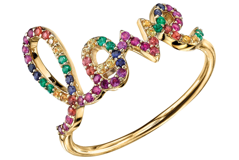 Love Ring by Sydney Evans