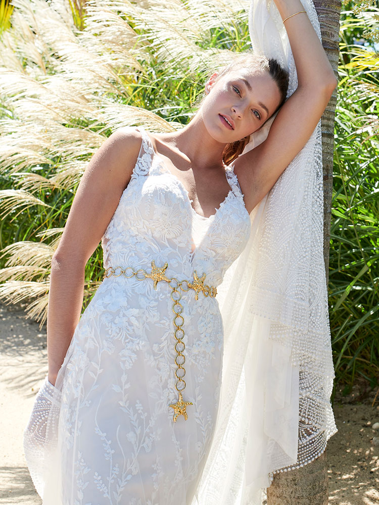 Madison James wedding gown