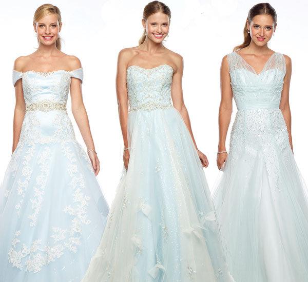 Cinderella-inspired Bridal