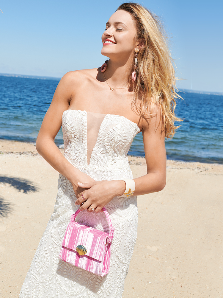 Francesca Miranda wedding gown