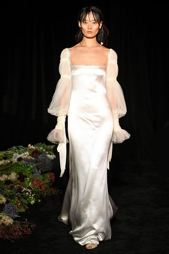 Danielle Frankel wedding gown