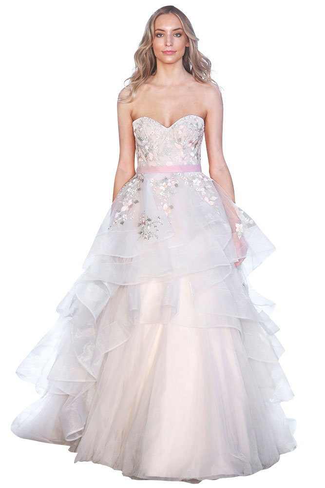 Wtoo by Watters Wedding Gown