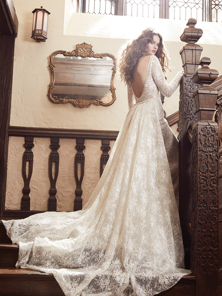 Amare Couture wedding gown