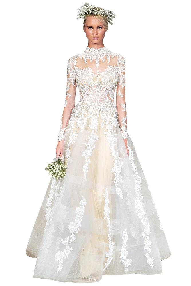 7 Regal Wedding Gowns Worthy of a Princess BridalGuide