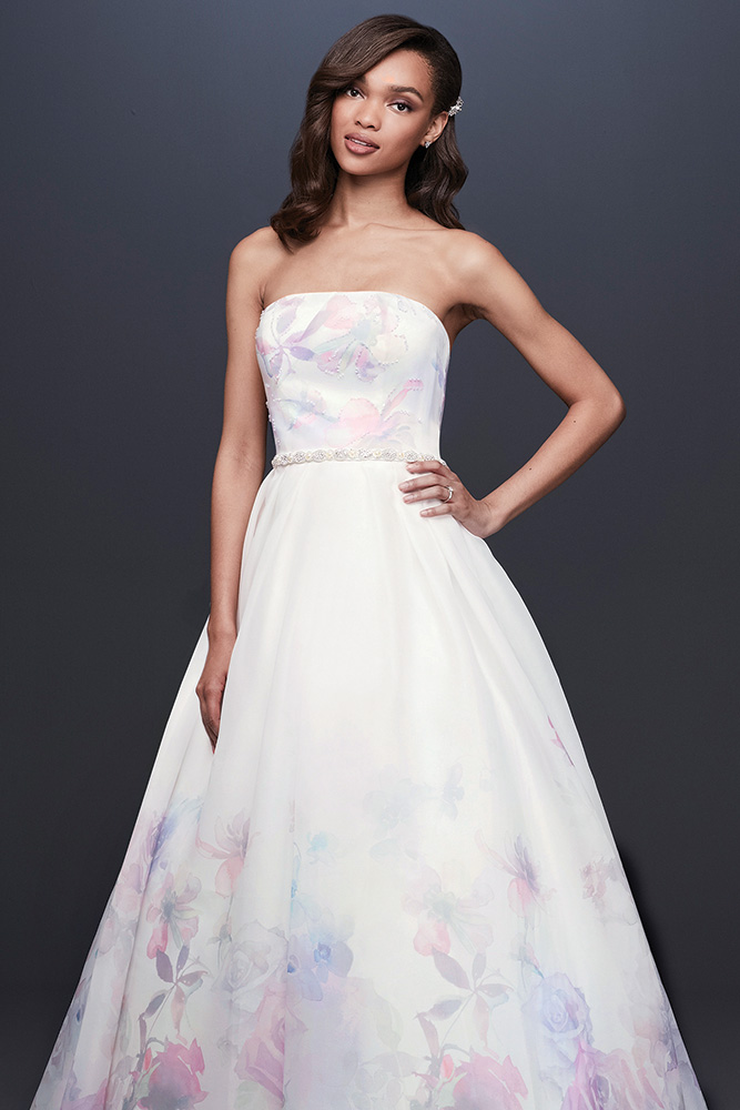 Spring Wedding Gown by Davids Bridal