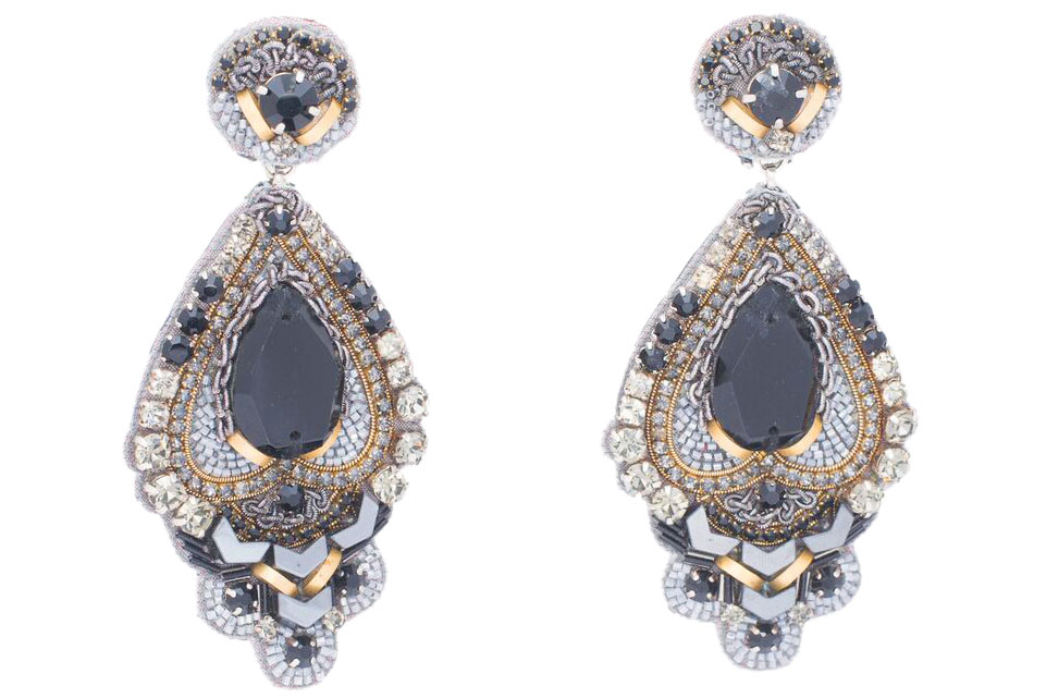 statement earrings by Ranjana Khan