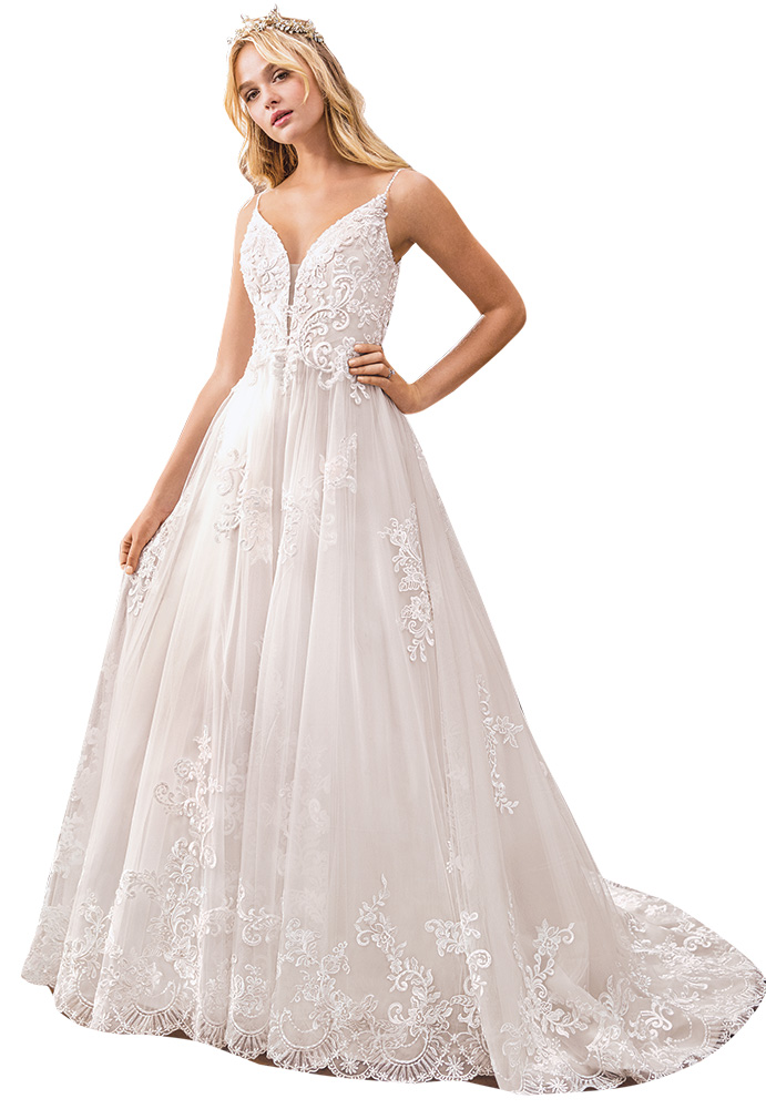 Beloved by Casablanca Bridal wedding gown