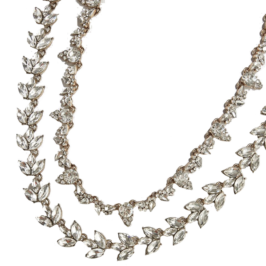 Olive + Piper Empress necklace set,