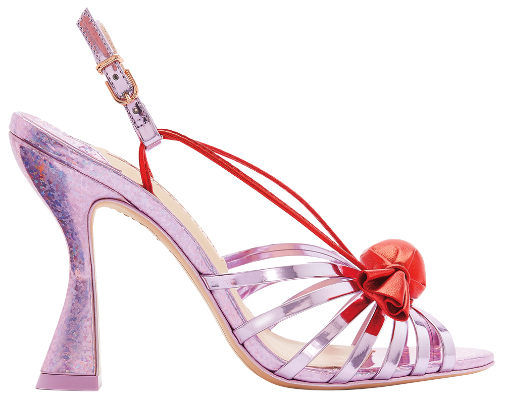 Bonbon heel by Sophia Webster