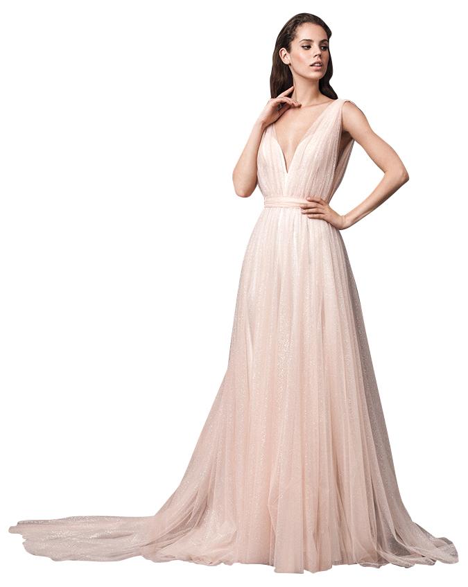 Daalarna wedding gown
