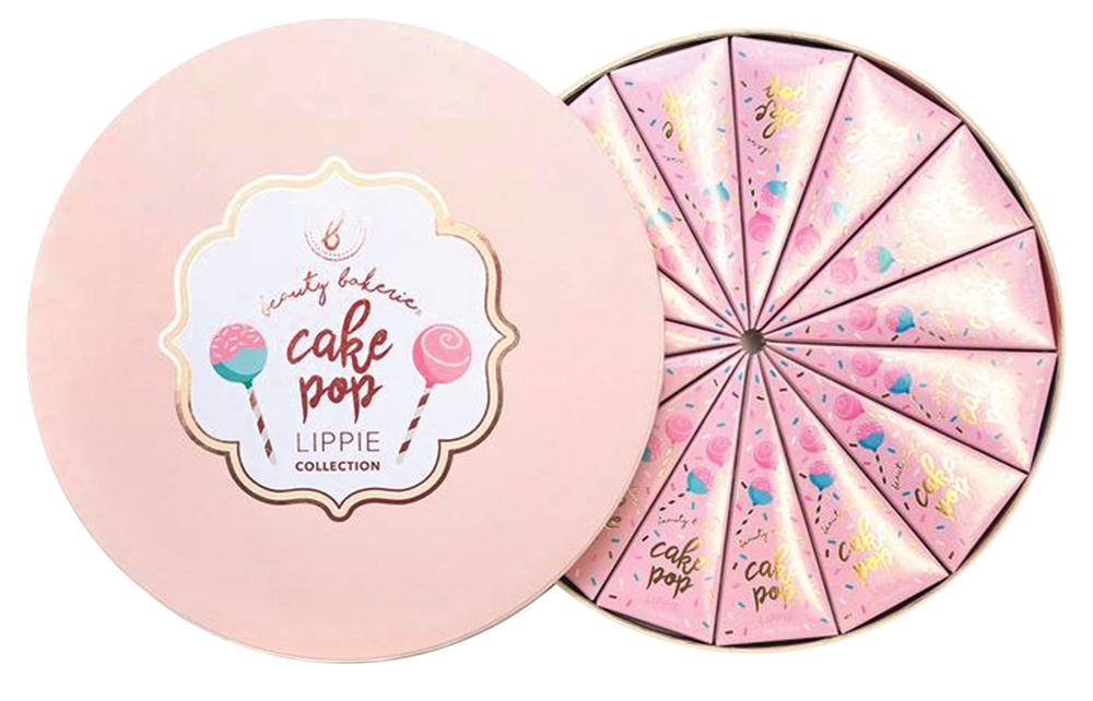 Whole Damn Pie Cake Pop Lippie Collection by Beauty Bakerie