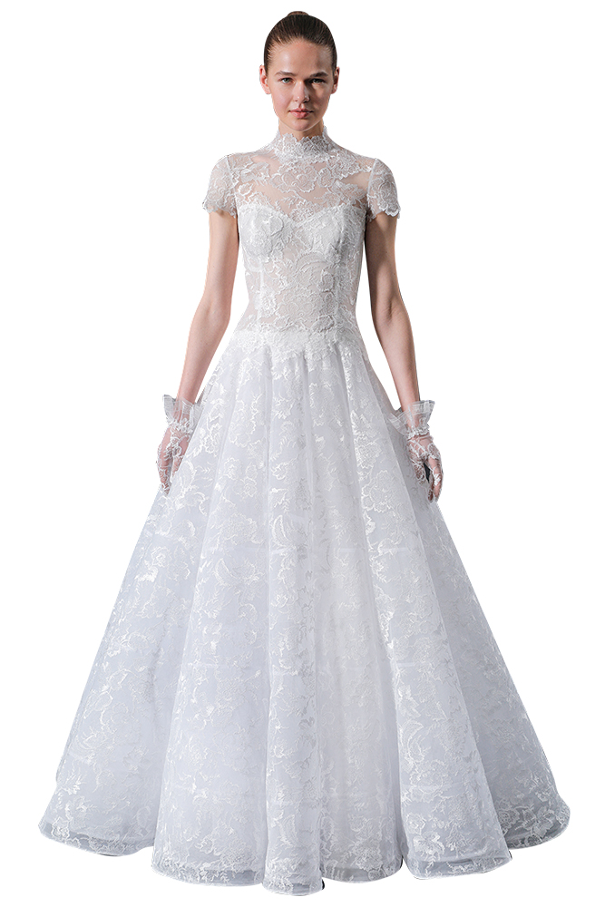 Isabelle Armstrong tshirt wedding gown