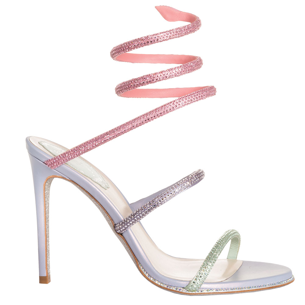 Heeled sandal by Rene Caovilla