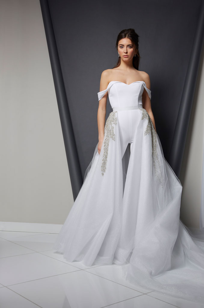 15 Wow Worthy Wedding Pantsuits And Jumpsuits Bridalguide,Formal Dresses For Wedding South Africa