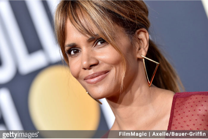 Halle Berry Golden Globes