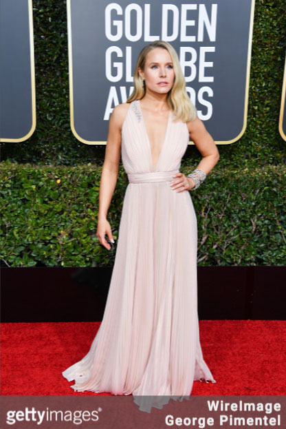 Kristen Bell 76th Annual Golden Globes
