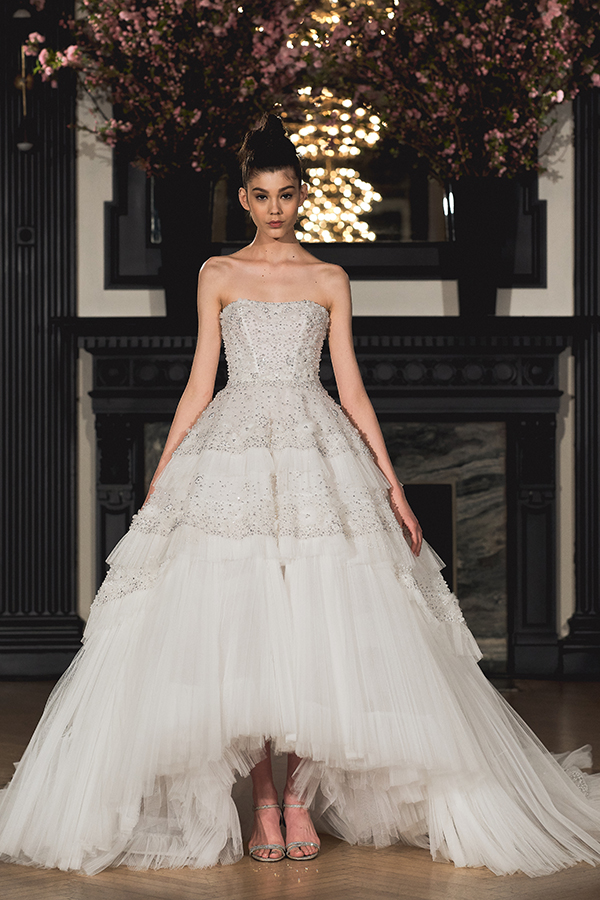 Trend We Love: Wedding Gowns with Pearls BridalGuide